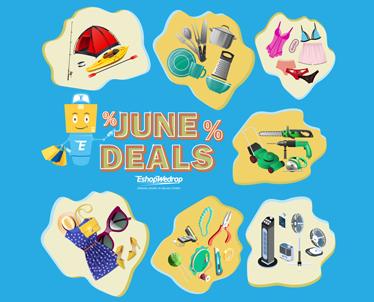 Какво да купим през юни – Най-добрите сделки