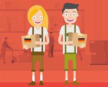 Важна информация Нов адрес на EshopWedrop в Германия