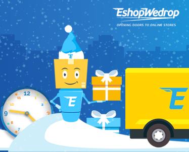 Официални празници и график на доставка преди Коледа