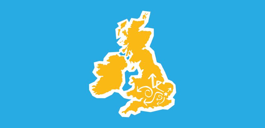 Важно съобщение! Нов адрес за пазаруване и доставка във Великобритания