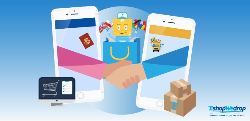 Подготви се за онлайн пазаруване с EshopWedrop