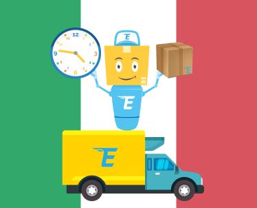 Актуализация за доставките от Италия