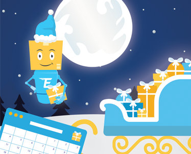 Winter Holidays and Christmas Delivery Schedule