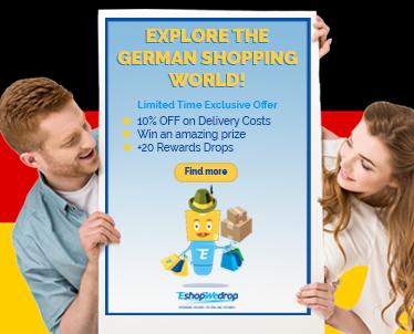Разгледайте немския свят за пазаруване