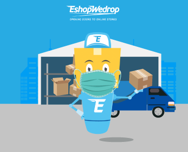 Good News! Reopening the EshopWedrop Flagship store