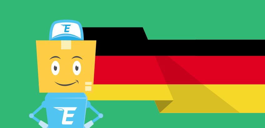 Промяна на адреса за пазаруване в Германия