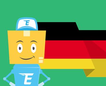 Change of German Shopping Address.